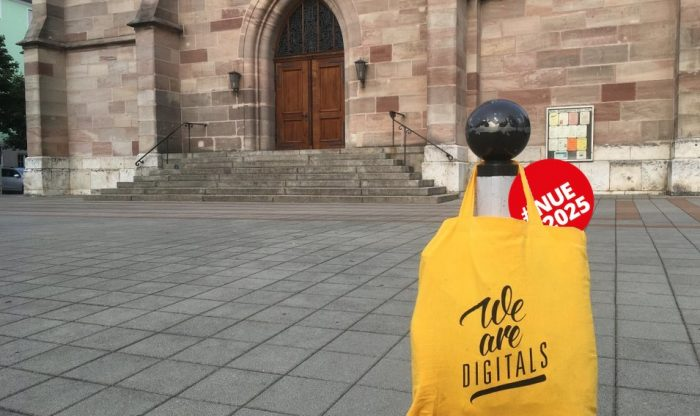 #NUE2025 @Nürnberg Digitals