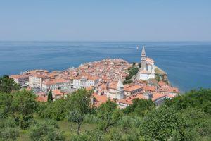 Altstadt von Piran, Istrien