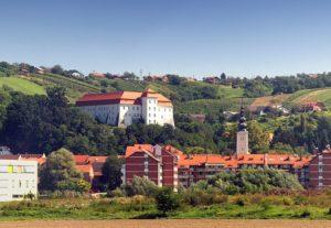 Schloss Lendava von Wikipedia-Nutzer Pierre Bona, CC-BY-SA 3.0